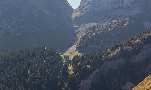Wunderschöner Alpstein
