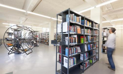 Bibliothek Hauptpost St. Gallen