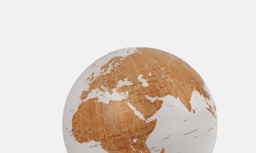Bamboo globe