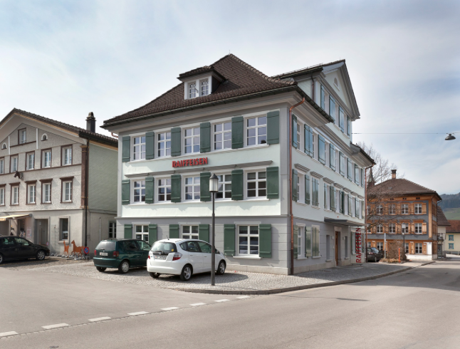 Raiffeisenbank Appenzell