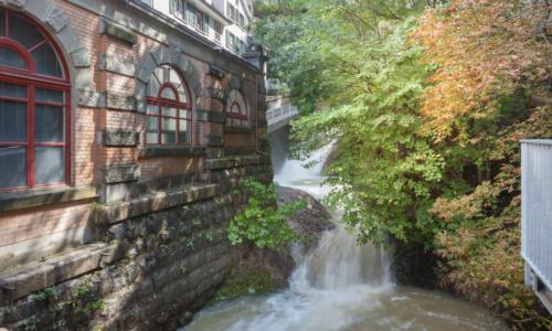Mühlegg Wildwasser