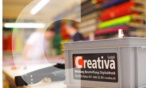 Creativa GmbH, Arbon